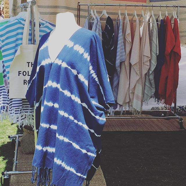 Renegade DTLA - Saturday and Sunday 11-6pm. Great mix of vendors. Come see our new line of kids ponchos and woman's kaftans. @foldingroom @renegadecraft