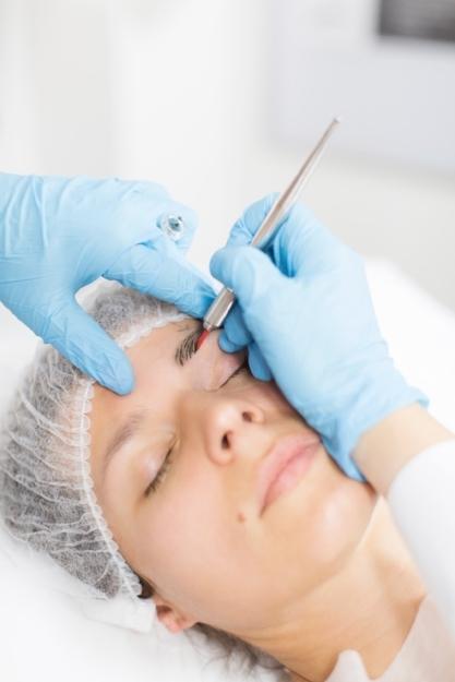 Microblading Procedure