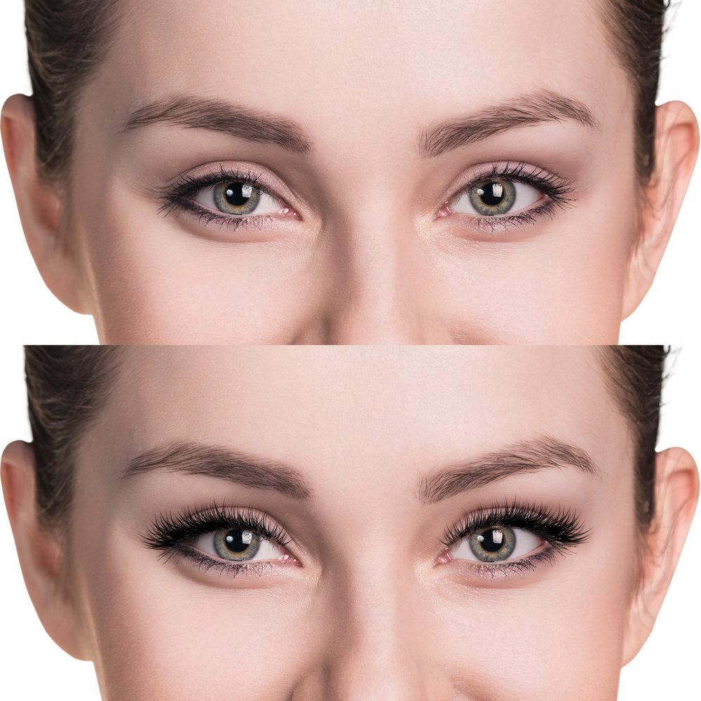 Individual Eyelash Extension Esteem Beauty