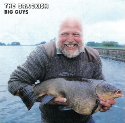 The Brackish - Big Guys / Album artwork by Tim Ryan