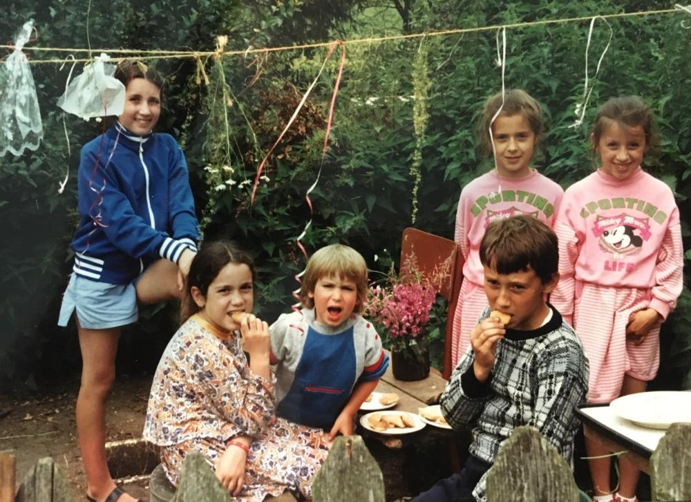 Me, Karli, Dylan,Magda, Malgosia and Piotr