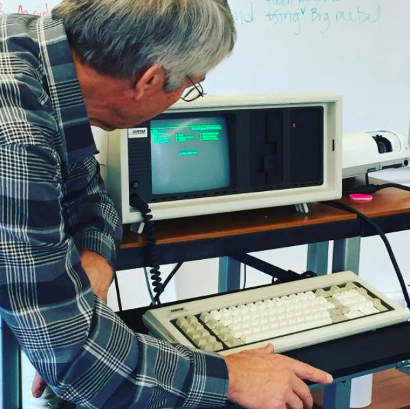 Access to Tech: DOS
