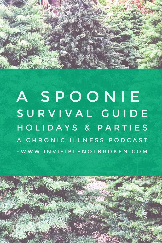 Spoonie Party Survival Guide