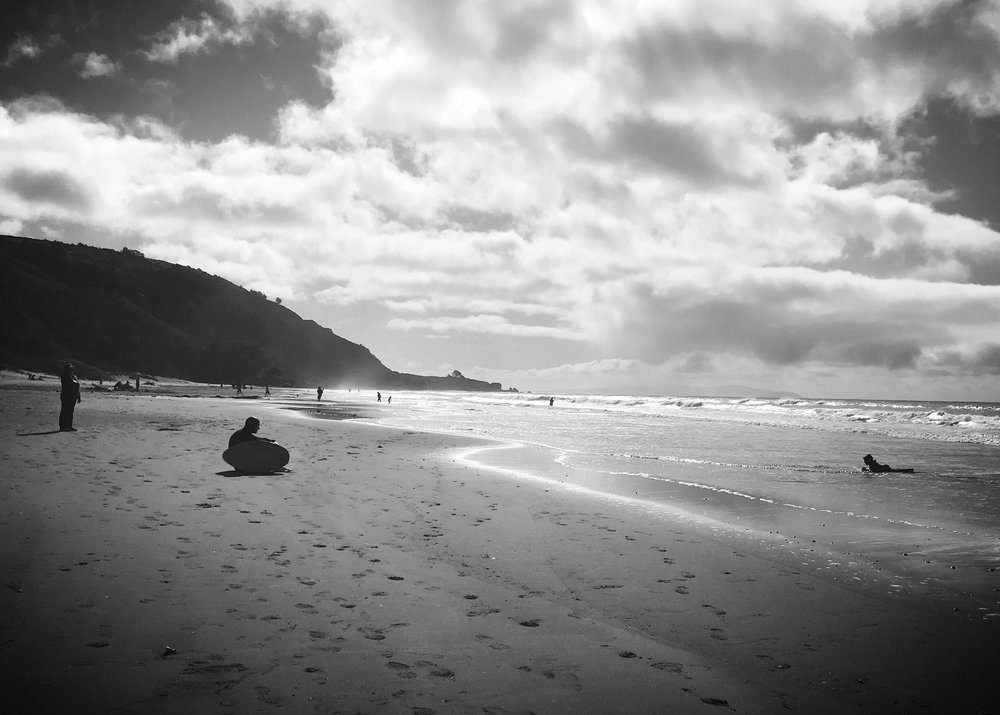 Stinson Beach: Chronic Illness Blog