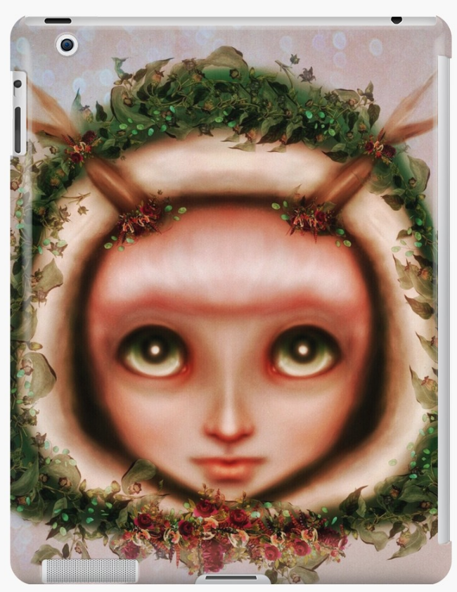 Forest Fairy Ipad Skin