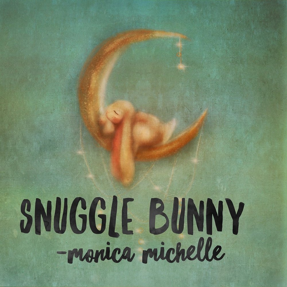 Cover Art For Bedtime Story Snuggle Bunny
