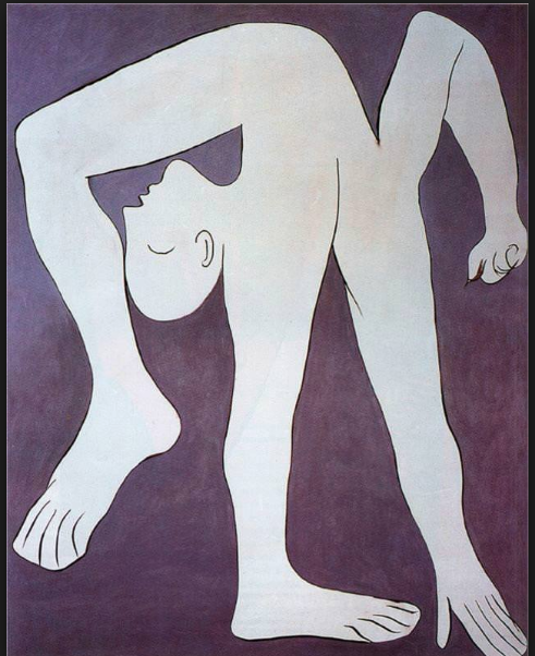 Did Google search for Picasso body was NOT disappointed so very Ehlers Danlos