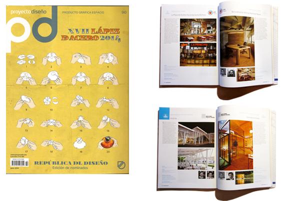 Oficinas Martinez Navas y Casa Desorientada en Proyecto Diseño    Junio 2014