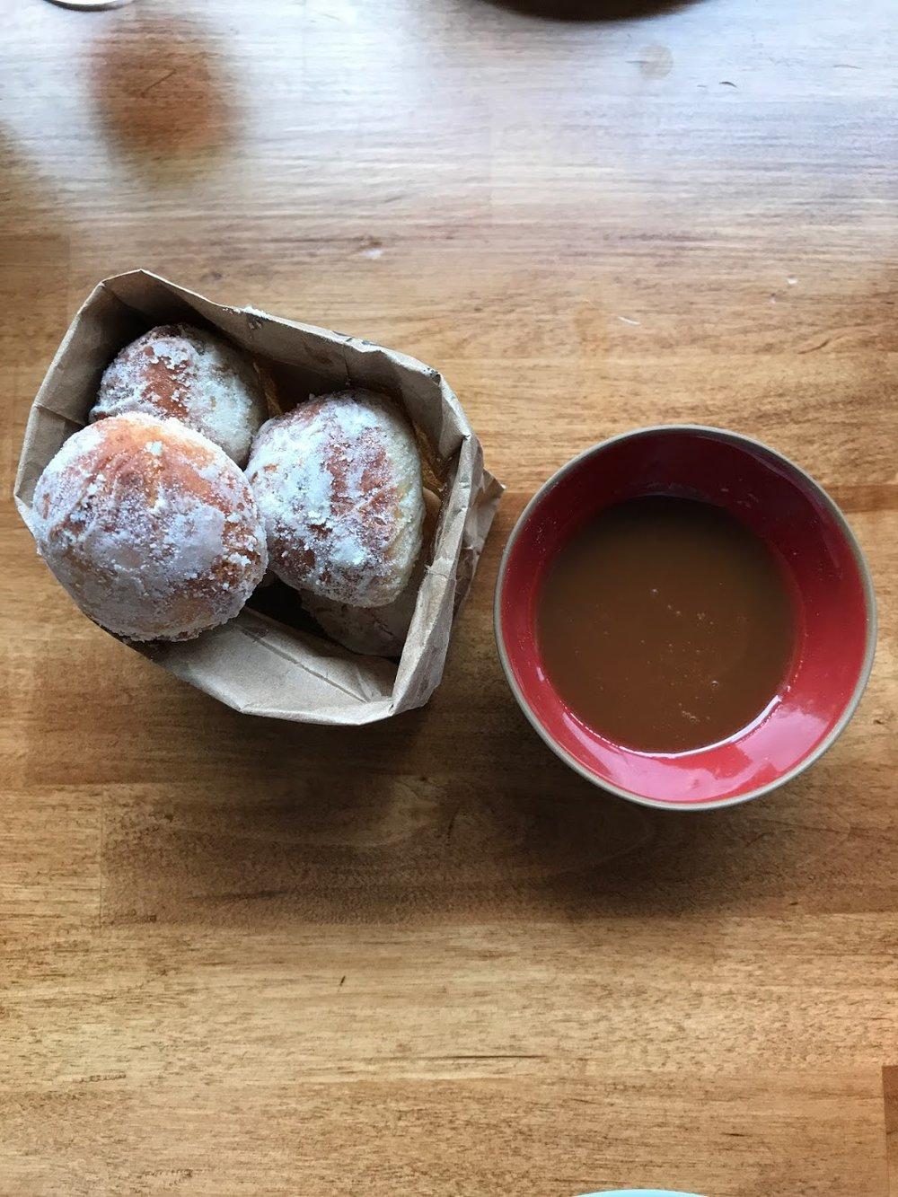 Obligatory donuts