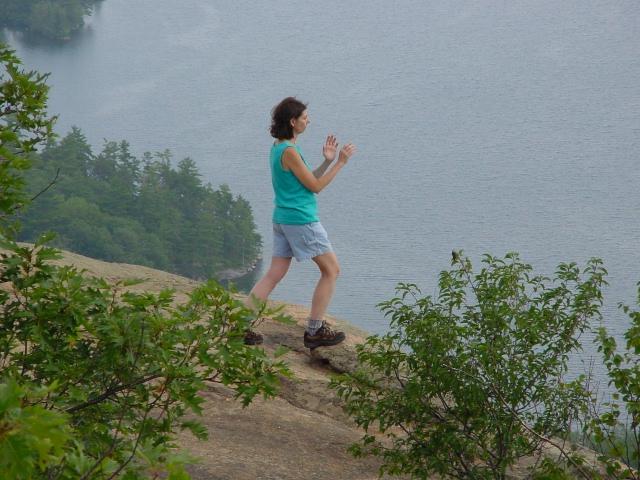 Margery Erickson, Squam Lake, NH