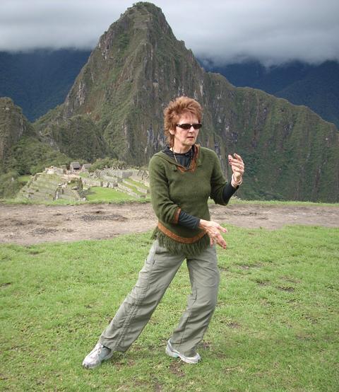 Helena Fox-Beaudoin, Machu Pichu, Peru