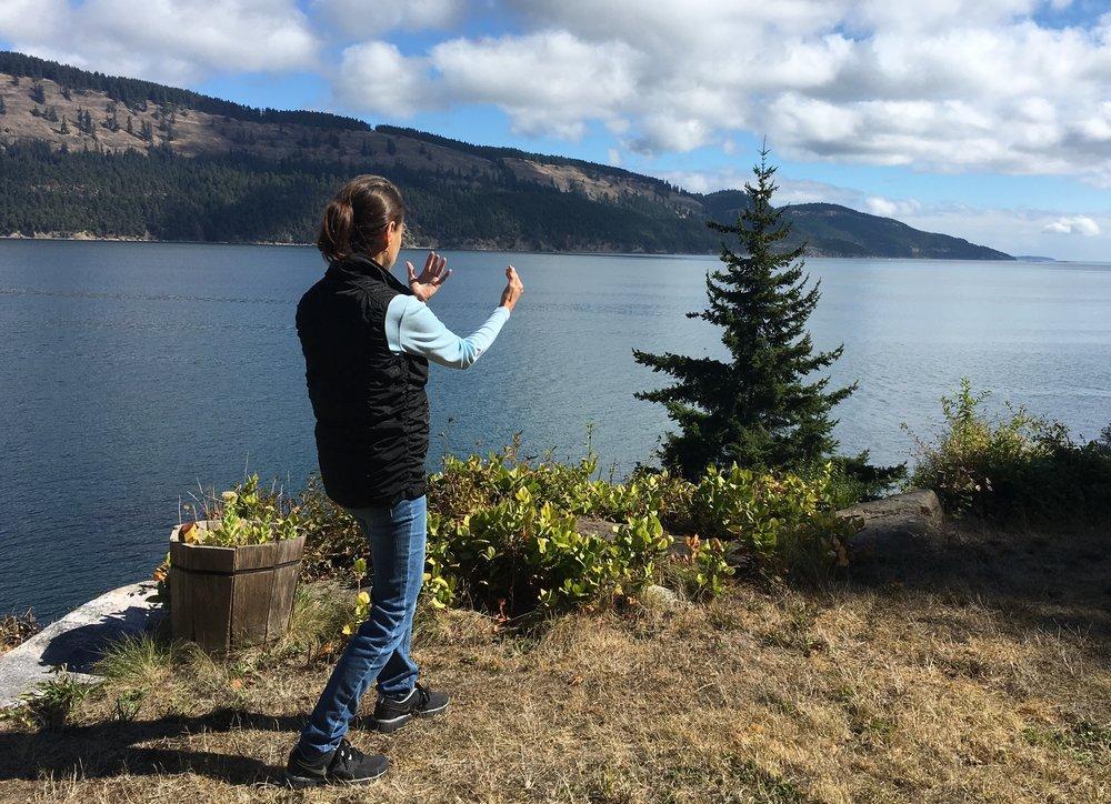 Sheryl Adair, Pender Island, BC