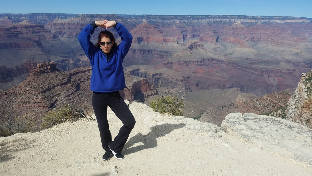Jessica Lewis, Grand Canyon, AZ