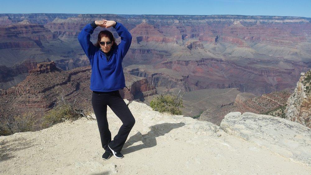 Jessica Lewis, Grand Canyon, AZ