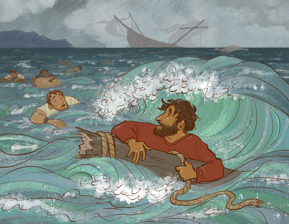 Paul Shipwrecked.jpg