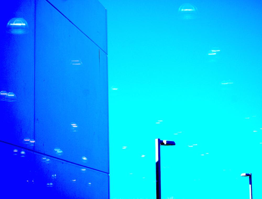 ODD SKY         © 2014 David Marlett