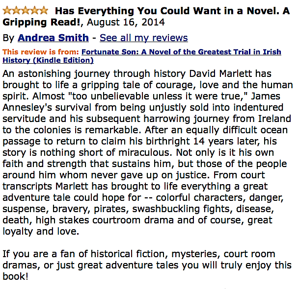 Latest featured reader review. See others below.
