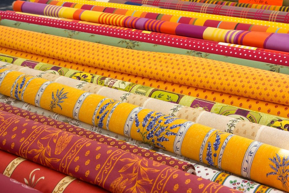 traditional Provencal fabrics