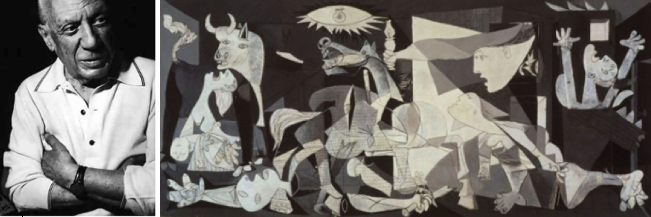 Pablo Picasso (1887-1973) Guernica (1937)