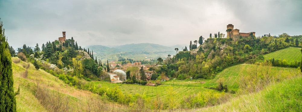 Brisighella 'the three hills village'