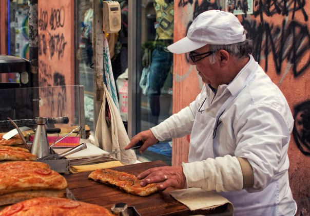 Street food of Palermo