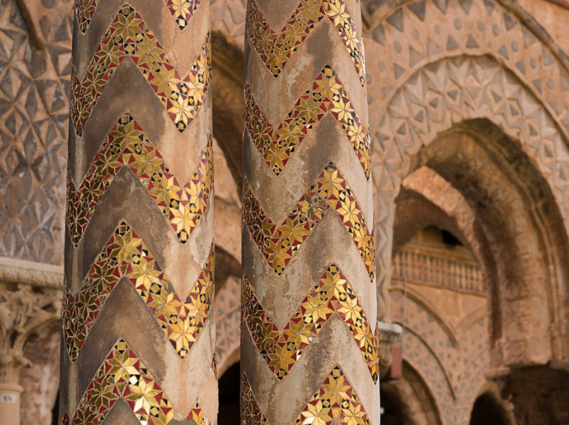 Cloister in Monreale