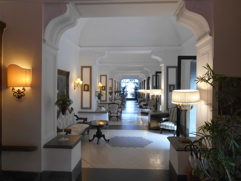 Hotels are carefully selected for their location, charm, comfort and character