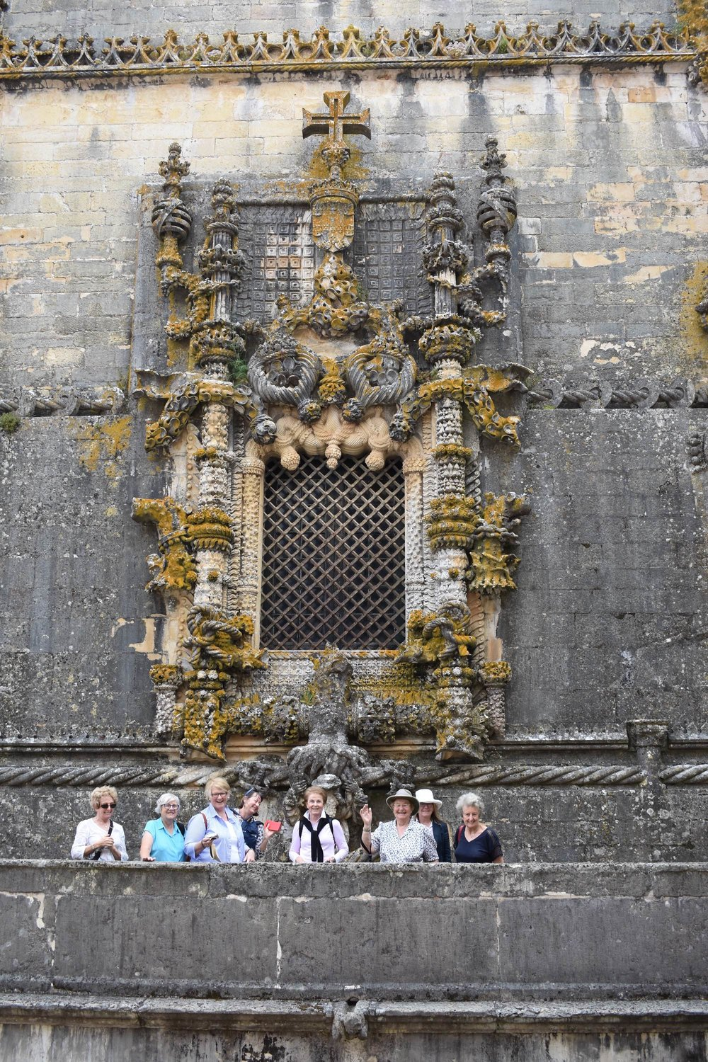 History springs to life in Tomar - ancient headquarters of the legendary Knights Templar