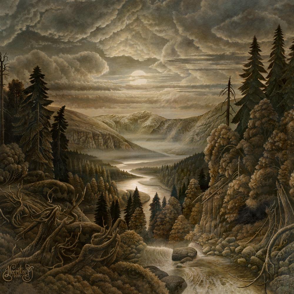 Blut Aus Nord - Memoria Vetusta III: Saturnian Poetry