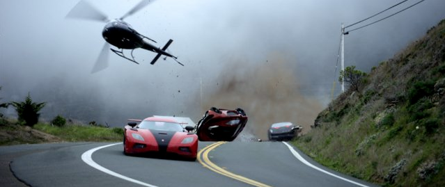 NEED FOR SPEED   Do not watch this. The action scenes are tight, the rest is pure dreck.