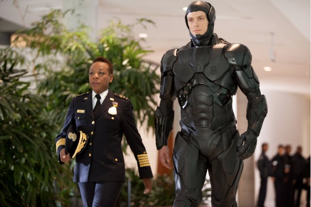 Robocop (incomplete)  I didn't finish this because I would have rather had my balls clawed out.