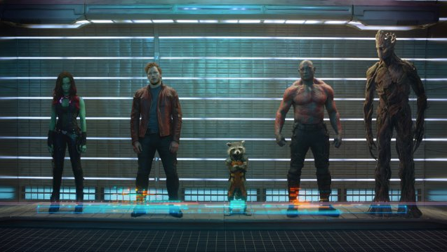 Guardians of the Galaxy  The superhero movie we need. The superhero movie we deserve. Wall-to-wall awesome.