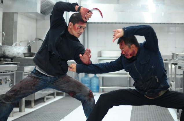 The Raid 2  The new benchmark in martial arts action. An awe-inspiring carnival of ruthless violence.
