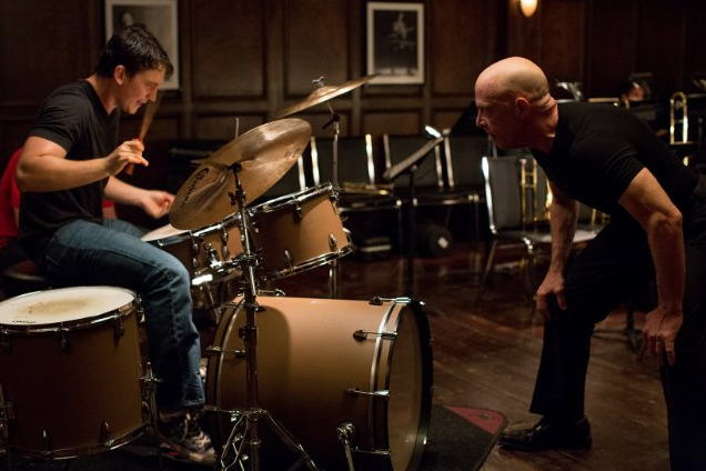 WHIPLASH  An exhausting, breathlessly exhilarating experience like no other. For jazz fans, it's an orgasm.