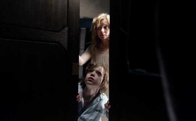 THE BABADOOK   Horror rooted in character.  The best scary movie I've seen in a long time.