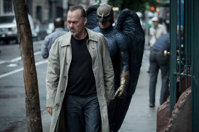 BIRDMAN  A theatrical production brought to life. A bold, energetic take on the creative process.