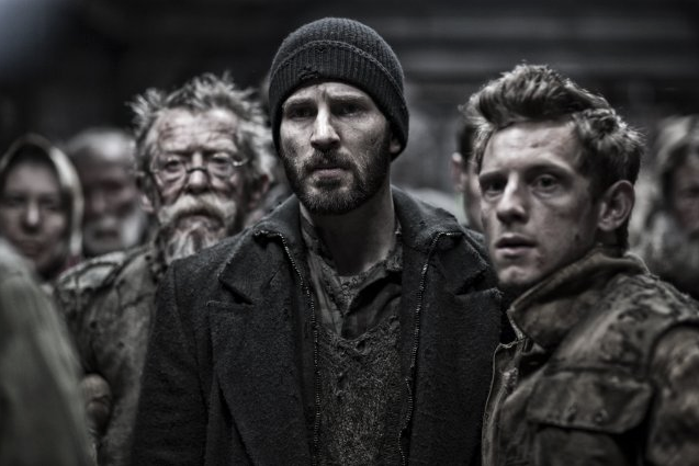 SNOWPIERCER  Do you really need me to say any more about Snowpiercer? Didn't think so.