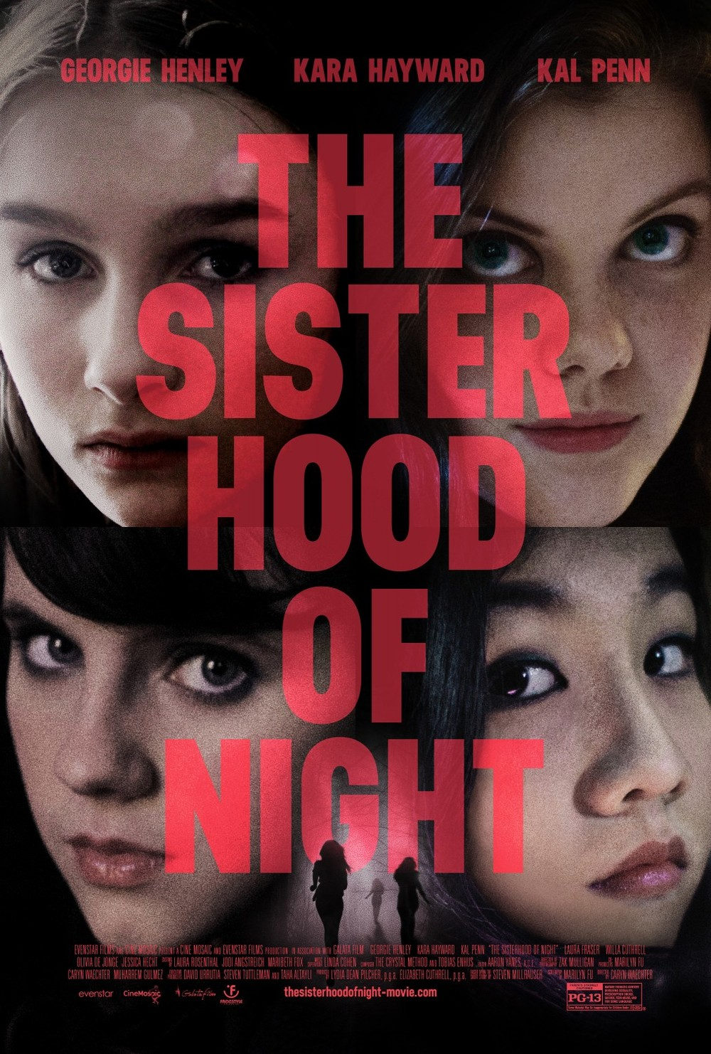 Is it Sister Hood or Sisterhood? Who cares.