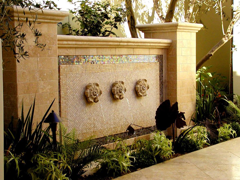 Fountain Designs — AMS LANDSCAPE DESIGN STUDIOS