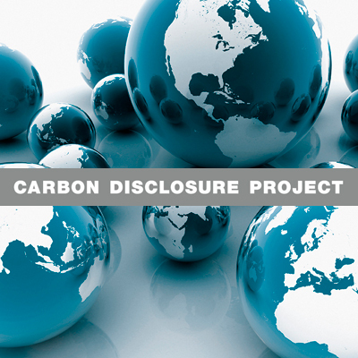 The Carbon Disclosure Project (CDP) is supported by more than 767 institutional investors representing $92 trillion in assets, including CalSTRS and Morgan Stanley. Corporate members of the CDP include companies with global purchasing power like Wal-Mart, Unilever, and Vodaphone. These investors and member companies use the CDP reporting system to encourage key suppliers and portfolio companies to address climate change and other environmental issues.  In fact, CDP response data has been integrated into the Bloomberg platform enabling investors to evaluate business risks of climate change.