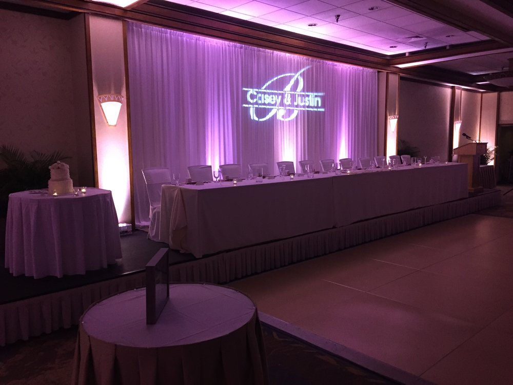 Monogram, Light Pink Uplighting, Pipe and Drape #2.JPG