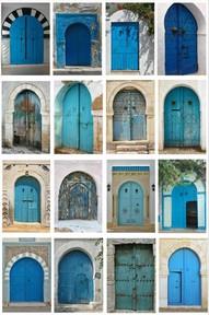 turquoise front doorTurquoise Door Paint
