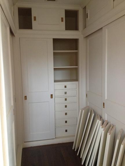 Dressing Room Closets