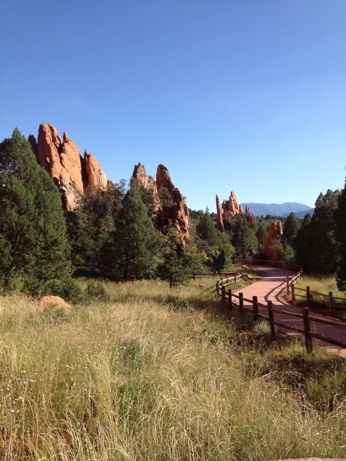 """Colorado """"Garden of the Gods"""" 1"""