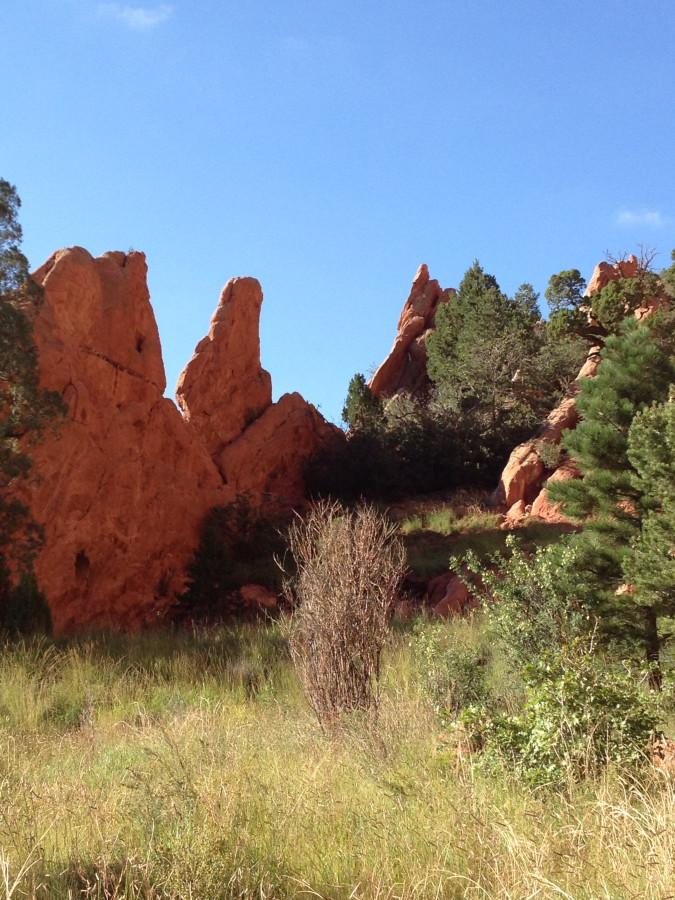 """Colorado """"Garden of the Gods"""" 2"""