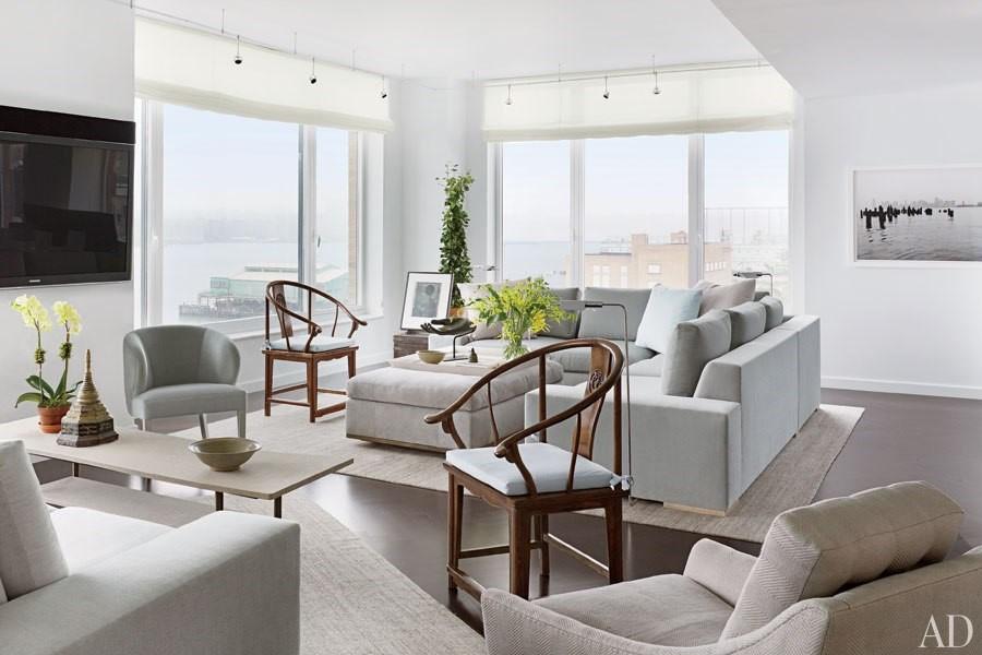 Interior Design by Vincente Wolf | New York City