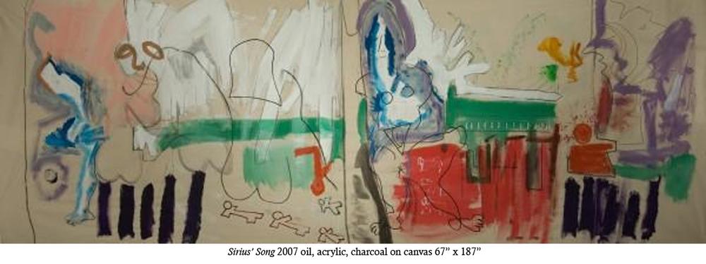 Sirius' Song, 2007