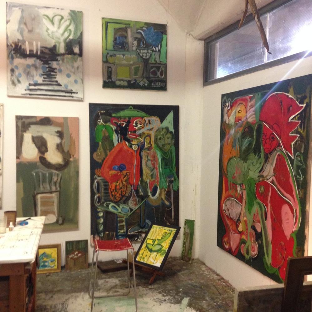 Summer St Studio 2015