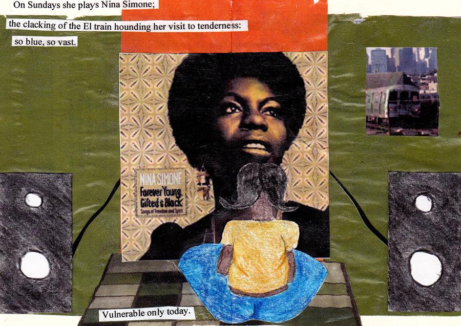 On Sundays, Nina Simone