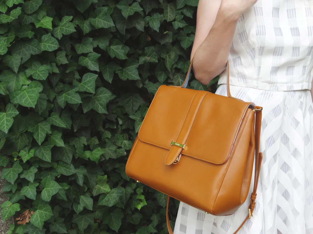 Socially Conscious Luxury Handbag Line